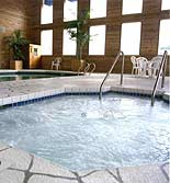 Large Jacuzzi at the Chetola Recreation Center-Chetola Resort, Blowing Rock/Boone, NC.